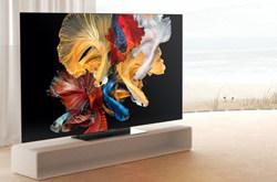 小米OLED电视开机广