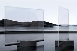 小米透明电视测评体验 非真正全透明更像贴膜玻璃