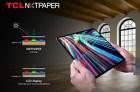 TCL发布全新显示技术NXTPAPER 可通过自然光点亮屏幕