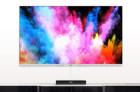 乐视发布新品壁画电视Zero65Pro 搭载EUI8.0系统