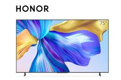荣耀智慧屏X1 75英寸开启预售 打造全新沉浸式巨幕体验