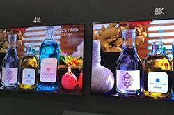 5G商用化在即 8K电视将迎风口期