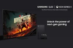 三星Neo Qled、Qled电视系列与Xbox达成