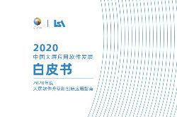 《2020年中国大屏应用软件发展白皮