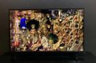 索尼85英寸8K电视亮相上海电视节